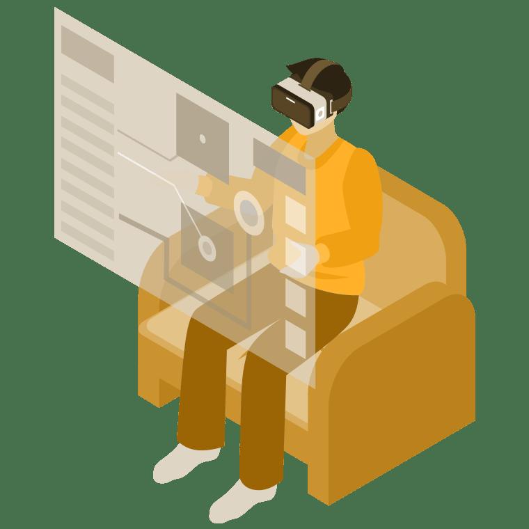 3D-Rundgänge, Kommunikation in der dritten Dimension - Kontor der Ideen, Linz