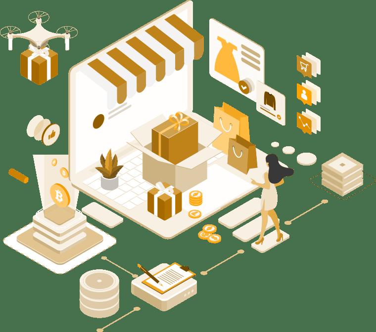 Onlineshop passgenau für Ihr Geschäftsmodell - Kontor der Ideen, Linz