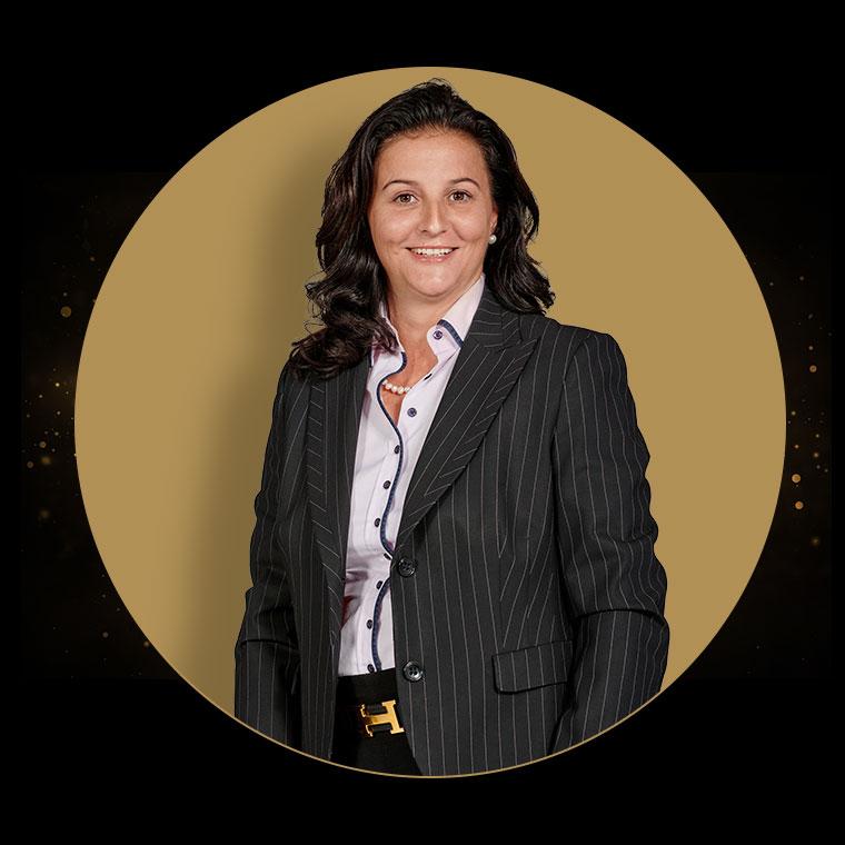 Gordana Ullrich, Geschäftsführerin der Firma Kontor der Ideen, Linz